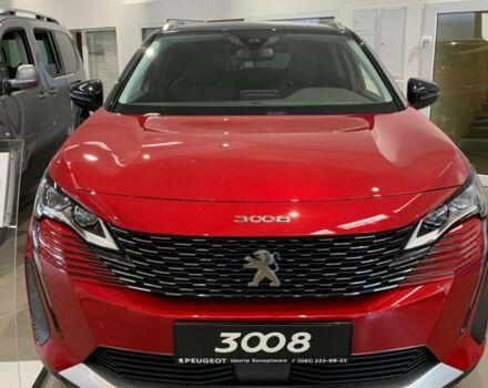купити нове авто Пежо 3008 2021 року від офіційного дилера «ЛИОН АВТО» Пежо фото