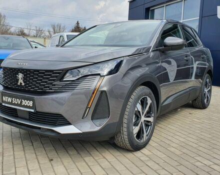 купить новое авто Пежо 3008 2021 года от официального дилера Автоцентр Талисман Краматорск Пежо фото