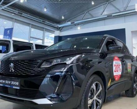 купить новое авто Пежо 3008 2021 года от официального дилера Автоцентр Херсон «Ампир» Пежо фото