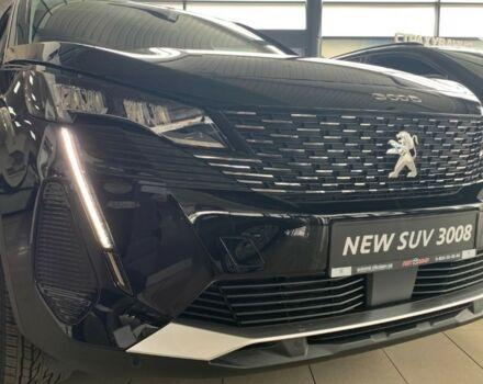 купити нове авто Пежо 3008 2021 року від офіційного дилера Автомир Пежо фото
