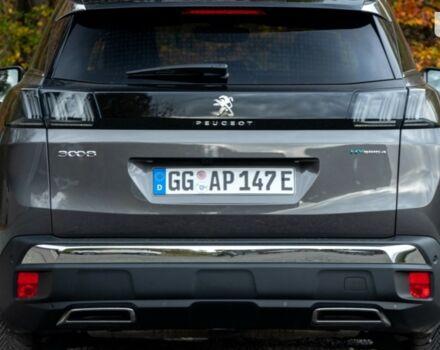 купить новое авто Пежо 3008 2021 года от официального дилера БРИСТОЛЬ-АВТО Пежо фото
