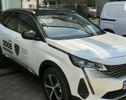 купить новое авто Пежо 3008 2021 года от официального дилера Автомир Пежо фото