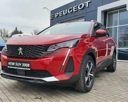 купити нове авто Пежо 3008 2021 року від офіційного дилера Автоцентр Талисман Краматорск Пежо фото
