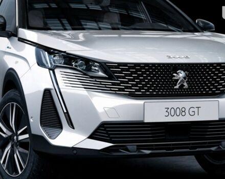 купити нове авто Пежо 3008 2021 року від офіційного дилера БРИСТОЛЬ-АВТО Пежо фото