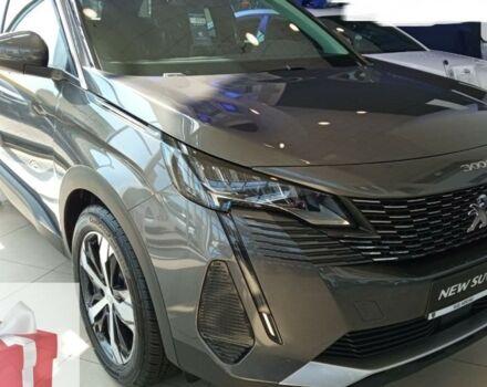 купить новое авто Пежо 3008 2021 года от официального дилера VIDI на Кільцевій Пежо фото