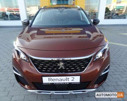 купити нове авто Пежо 3008 2021 року від офіційного дилера Авто Граф Ф Peugeot Пежо фото