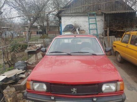 Червоний Пежо 305, об'ємом двигуна 1.6 л та пробігом 1 тис. км за 2200 $, фото 1 на Automoto.ua