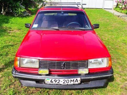 Червоний Пежо 305, об'ємом двигуна 1.9 л та пробігом 280 тис. км за 1045 $, фото 1 на Automoto.ua