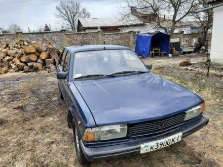 Синій Пежо 305, об'ємом двигуна 1.5 л та пробігом 140 тис. км за 1350 $, фото 1 на Automoto.ua