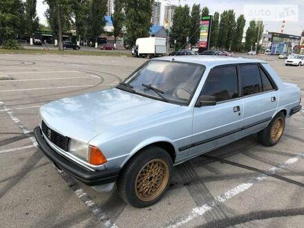 Синій Пежо 305, об'ємом двигуна 1.9 л та пробігом 100 тис. км за 1500 $, фото 1 на Automoto.ua
