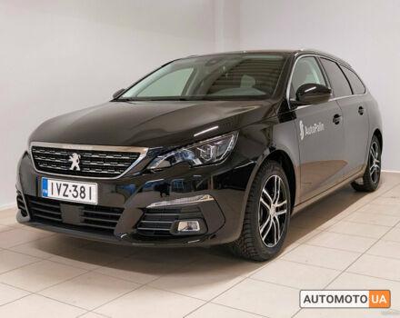 купить новое авто Пежо 308 SW 2021 года от официального дилера Авто Граф Ф Peugeot Пежо фото
