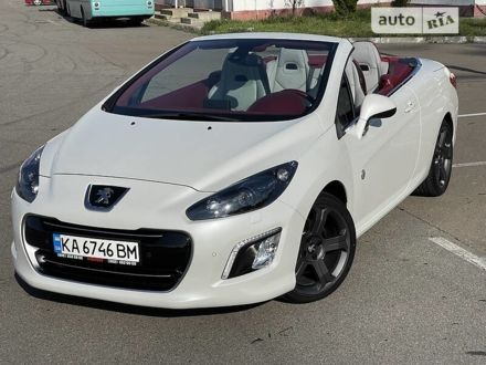 Білий Пежо 308, об'ємом двигуна 1.6 л та пробігом 40 тис. км за 14900 $, фото 1 на Automoto.ua