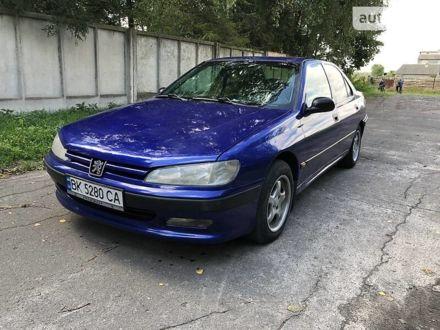 Синий Пежо 406, объемом двигателя 1.8 л и пробегом 200 тыс. км за 3200 $, фото 1 на Automoto.ua