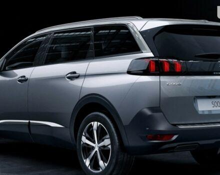 купить новое авто Пежо 5008 2021 года от официального дилера БРИСТОЛЬ-АВТО Пежо фото