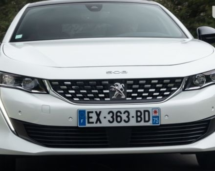 купити нове авто Пежо 508 2020 року від офіційного дилера БРИСТОЛЬ-АВТО Пежо фото