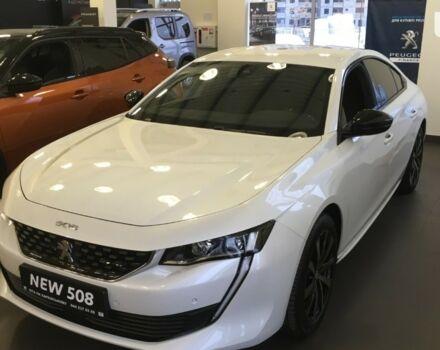 купити нове авто Пежо 508 2020 року від офіційного дилера Ілта на Харьківській Пежо фото