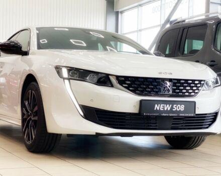купити нове авто Пежо 508 2021 року від офіційного дилера Авто-Шанс Пежо фото