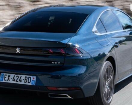 купити нове авто Пежо 508 2021 року від офіційного дилера БРИСТОЛЬ-АВТО Пежо фото