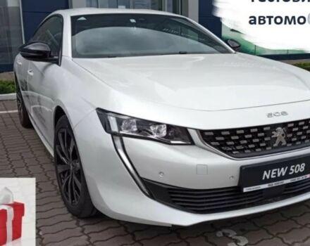 купить новое авто Пежо 508 2021 года от официального дилера VIDI на Кільцевій Пежо фото
