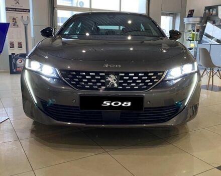 купити нове авто Пежо 508 2021 року від офіційного дилера Автоцентр Херсон «Ампир» Пежо фото