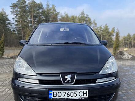Сірий Пежо 807, об'ємом двигуна 2 л та пробігом 209 тис. км за 6400 $, фото 1 на Automoto.ua