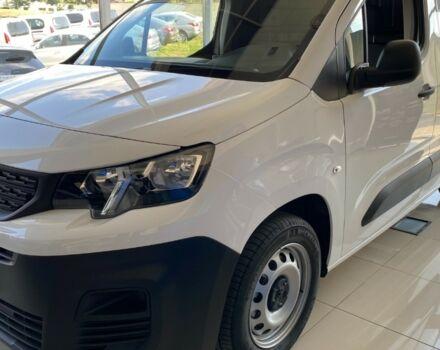 купити нове авто Пежо Партнер вант. 2021 року від офіційного дилера «Пежо, Ситроен на Гагарина» Пежо фото