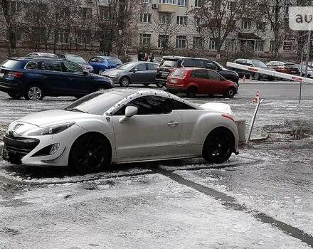 Белый Пежо РЦЗ, объемом двигателя 1.6 л и пробегом 99 тыс. км за 15000 $, фото 1 на Automoto.ua