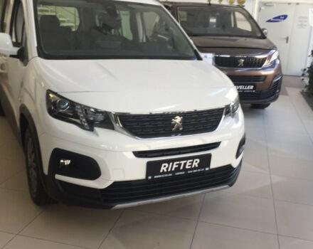 купити нове авто Пежо Rifter 2020 року від офіційного дилера Илта Пежо фото