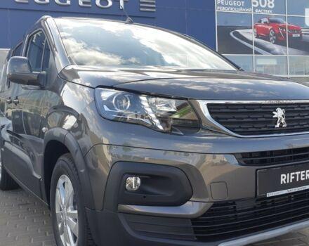 купити нове авто Пежо Rifter 2020 року від офіційного дилера «Пежо, Ситроен на Гагарина» Пежо фото