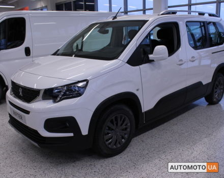 купить новое авто Пежо Rifter 2020 года от официального дилера Авто Граф Ф Peugeot Пежо фото