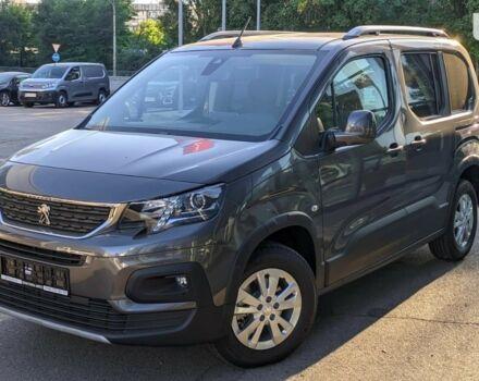 купити нове авто Пежо Rifter 2021 року від офіційного дилера БРИСТОЛЬ-АВТО Пежо фото