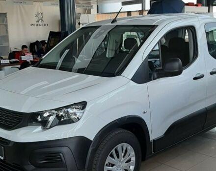 купить новое авто Пежо Rifter 2021 года от официального дилера Автомир Пежо фото