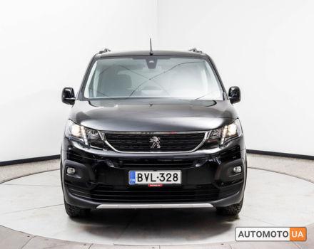 купить новое авто Пежо Rifter 2021 года от официального дилера Авто Граф Ф Peugeot Пежо фото