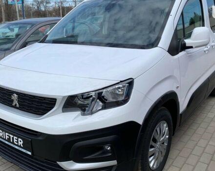 купить новое авто Пежо Rifter 2021 года от официального дилера Автоцентр Талисман Краматорск Пежо фото