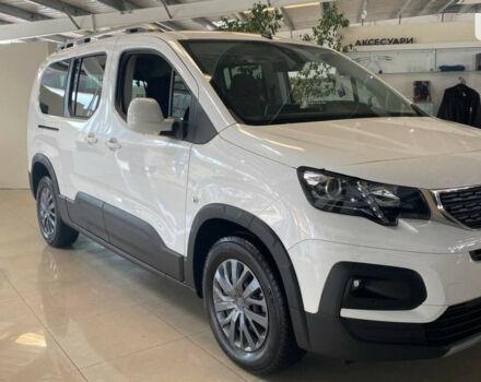 купить новое авто Пежо Rifter 2021 года от официального дилера Ньютон Авто Місто Пежо фото