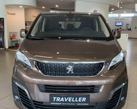 купити нове авто Пежо Traveller 2021 року від офіційного дилера «ЛИОН АВТО» Пежо фото