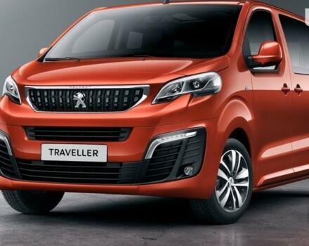 купити нове авто Пежо Traveller 2021 року від офіційного дилера БРИСТОЛЬ-АВТО Пежо фото