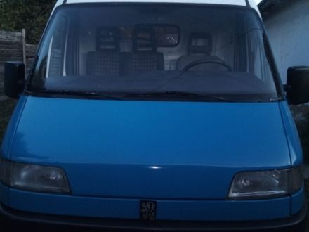 Синій Пежо Boxer, об'ємом двигуна 2.2 л та пробігом 1 тис. км за 3800 $, фото 1 на Automoto.ua