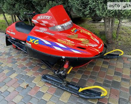 Красный Поларис 600, объемом двигателя 0.6 л и пробегом 3 тыс. км за 2800 $, фото 1 на Automoto.ua