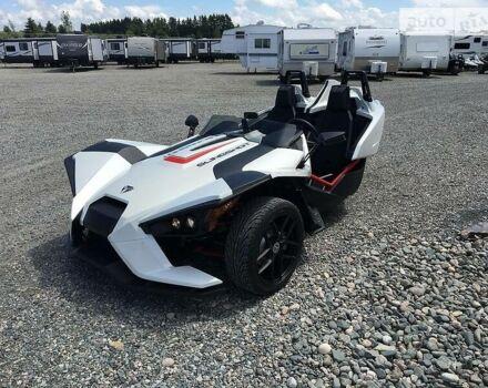 Белый Поларис Слингшот, объемом двигателя 0 л и пробегом 10 тыс. км за 27000 $, фото 1 на Automoto.ua