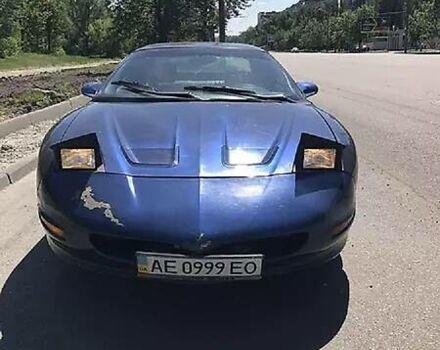 Синий Понтиак Файрберд, объемом двигателя 3.4 л и пробегом 100 тыс. км за 5555 $, фото 1 на Automoto.ua