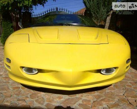 Оранжевый Понтіак Firebird, об'ємом двигуна 3.4 л та пробігом 242 тис. км за 9999 $, фото 1 на Automoto.ua