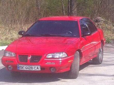 Червоний Понтіак Grand AM, об'ємом двигуна 2.3 л та пробігом 153 тис. км за 2000 $, фото 1 на Automoto.ua