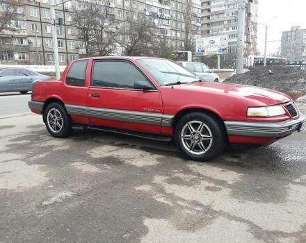 Червоний Понтіак Grand AM, об'ємом двигуна 2 л та пробігом 215 тис. км за 3000 $, фото 1 на Automoto.ua