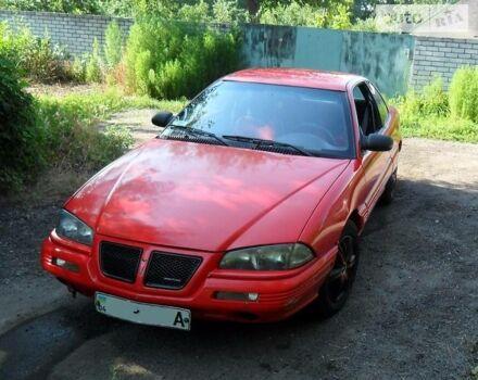 Червоний Понтіак Grand AM, об'ємом двигуна 3.1 л та пробігом 163 тис. км за 3700 $, фото 1 на Automoto.ua
