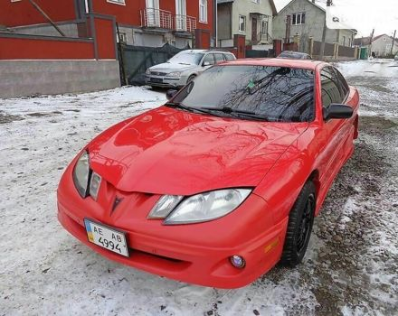 Красный Понтиак Гранд Прикс, объемом двигателя 3 л и пробегом 73 тыс. км за 6000 $, фото 1 на Automoto.ua