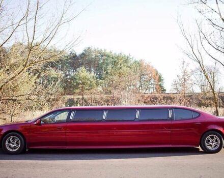 Гранатовый Понтиак Гранд Прикс, объемом двигателя 3.8 л и пробегом 128 тыс. км за 19000 $, фото 1 на Automoto.ua