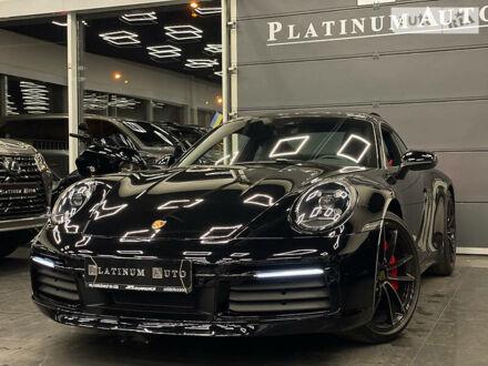 Черный Порше 911, объемом двигателя 3 л и пробегом 11 тыс. км за 159000 $, фото 1 на Automoto.ua
