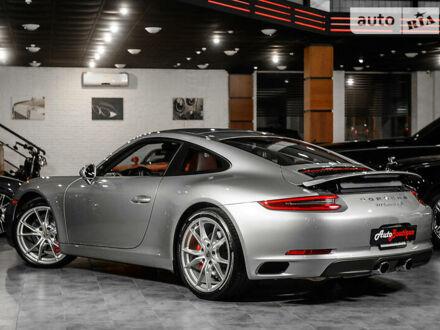 Серый Порше 911, объемом двигателя 3 л и пробегом 57 тыс. км за 99000 $, фото 1 на Automoto.ua