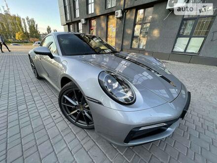 Серый Порше 911, объемом двигателя 3 л и пробегом 2 тыс. км за 211000 $, фото 1 на Automoto.ua